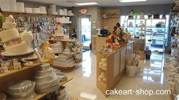 Cake Decorating Supplies Store Miami